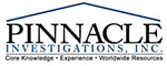 PINNACLE INVESTIGATIONS, INC.