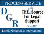 DGR - THE SOURCE FOR LEGAL SUPPORT