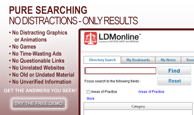Try LDMOnline for free with no software or registration required