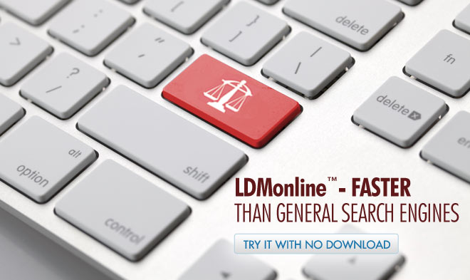 LDMonline. Faster than general search engines