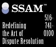 SSAM Alternative Dispute Resolution