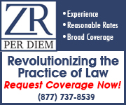 ZR Per Diem Attorney Services